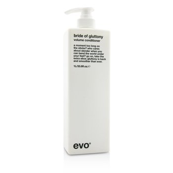 Evo Bride of Gluttony Conditioner (For All Hair Types, Especially Fine Hair)