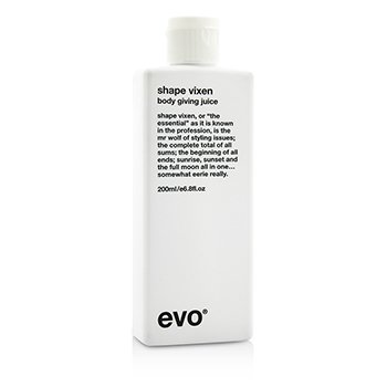 Evo Shape Vixen Body Giving Juice (For All Hair Types, Especially Fine Hair)