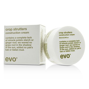 Evo Crop Strutters Construction Cream (For All Hair Types)