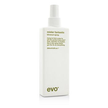 Evo Mister Fantastic Texture Spray (For All Hair Types, Especially Long, Layered Hair)