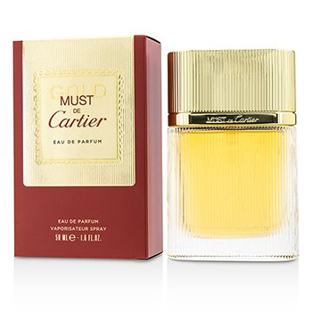 Cartier Must De Cartier Gold Eau De Parfum Spray