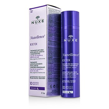 Nuxe Nuxellence Detox - For All Skin Types, All Ages