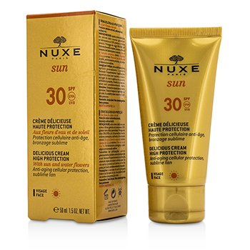 Nuxe Nuxe Sun Delicious Cream High Protection For Face SPF 30