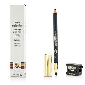 Sisley Phyto Khol Perfect Eyeliner (With Blender and Sharpener) - #5 Navy