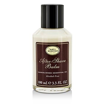 The Art Of Shaving After Shave Balm - Sandalwood Essential Oil (Unboxed)