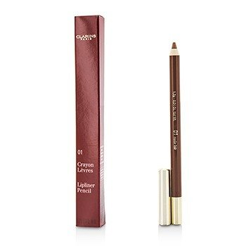Clarins Lipliner Pencil - #01 Nude Fair