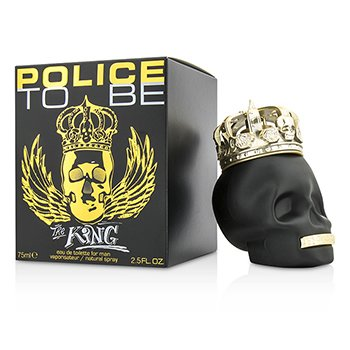 Police To Be The King Eau De Toilette Spray