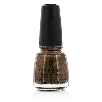 China Glaze Nail Lacquer - Soft Sienna Silks (590)