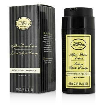 The Art Of Shaving After Shave Lotion - Unscented (For Normal to Oily Skin)