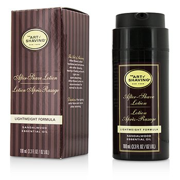 The Art Of Shaving After Shave Lotion - Sandalwood (For Normal to Oily Skin)