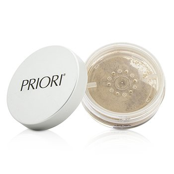 Priori Mineral Skincare SPF25 - #Shade 3 (Light to Medium Skin with Yellow Base/ Undertone, Slight Redness on Complexion)