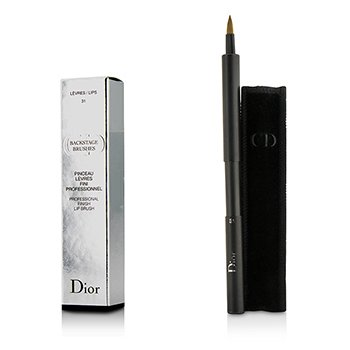 Christian Dior Backstage Brushes Professional Finish Lip Brush