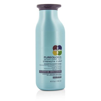 Pureology Strength Cure Shampoo (For Micro-Scarred/ Damaged Colour-Treated Hair)