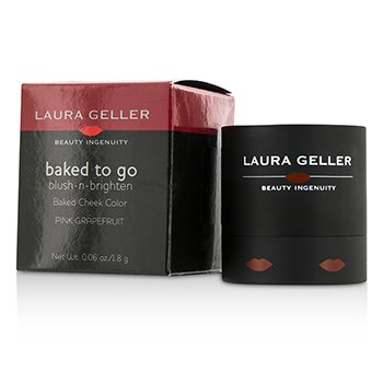 Baked To Go Blush N Brighten Baked Cheek Color - #Pink Grapefruit