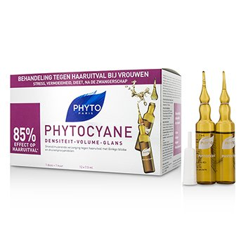 Phyto Phytocyane Growth Stimulating Anti-Thinning Hair Treatment (For Thinning Hair - Women)