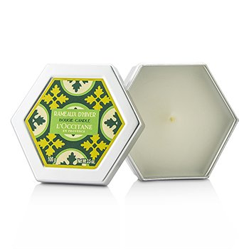 LOccitane Winter Forest (Rameaux DHiver) Scented Candle