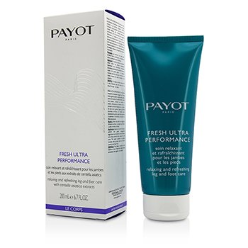 Payot Le Corps Fresh Ultra Performance Relaxing & Refreshing Leg & Foot Care