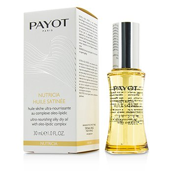 Payot Nutricia Huile Satinee Ultra-Nourishing Silky Dry Oil - For Dry Skin