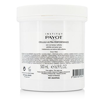 Payot Le Corps Celluli Ultra Performance Cellulite Corrector Care - Salon Size