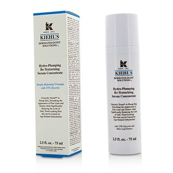 Kiehls Hydro-Plumping Re-Texturizing Serum Concentrate