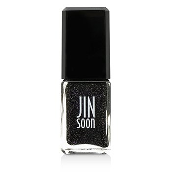 JINsoon Nail Lacquer - #Obsidian
