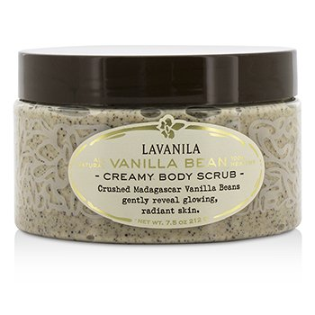 Lavanila Laboratories Creamy Body Scrub - Vanilla Bean