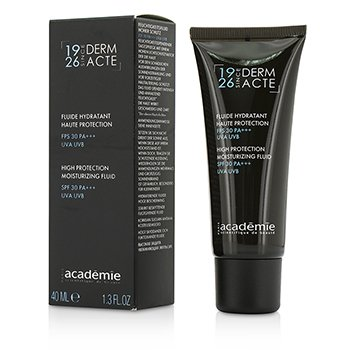 Académie Derm Acte High Protection Moisturizing Fluid SPF 30 PA+++ UVA UVB