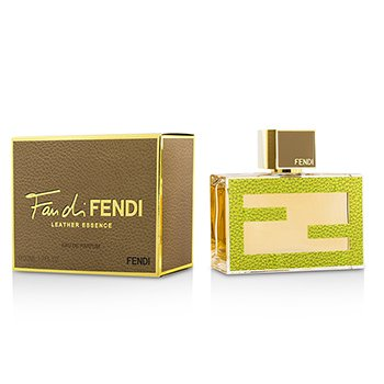 Fendi Fan Di Fendi Leather Essence Eau De Parfum Spray