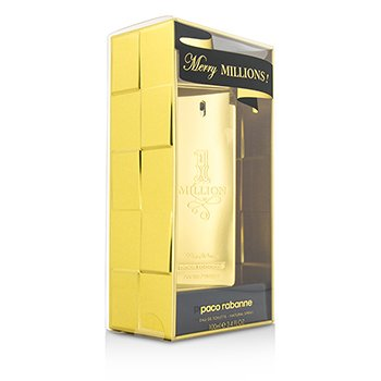 Paco Rabanne One Million Merry Millions Eau De Toilette Spray