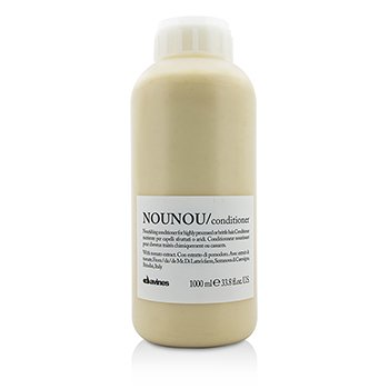 Davines Nounou Nourishing Conditioner (For Highly Processed or Brittle Hair)