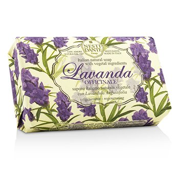 Nesti Dante Lavanda Natural Soap - Officinale - Regenerating