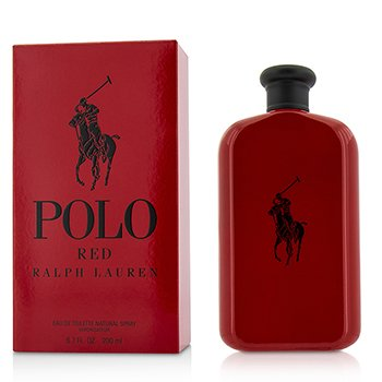 Ralph Lauren Polo Red Eau De Toilette Spray