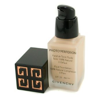 Givenchy Base fluida Photo Perfexion SPF 20 - # 0 Perfect Linen