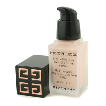 Givenchy Base fluida Photo Perfexion SPF 20 - # 1 Perfect Ivory