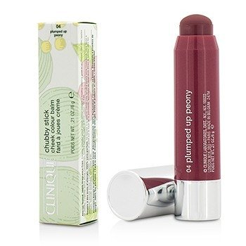 Clinique Chubby Stick Cheeks Colour Balm - # 04 Plumped Up Peony