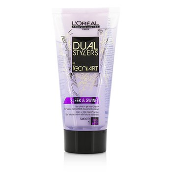 LOreal Professionnel Dual Stylers by Tecni.Art Sleek & Swing (Smooth 1)