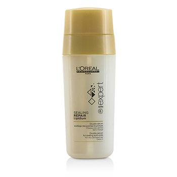 LOreal Professionnel Expert Serie - Sealing Repair Lipidium Double Serum - Leave In (For Sealing Split Ends & Very Damaged Hair)