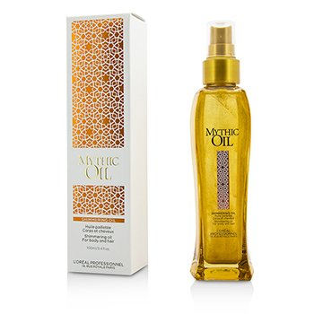 LOreal Professionnel Mythic Oil Shimmering Oil (For Body and Hair)