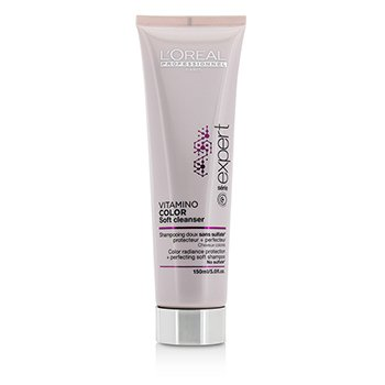 Professionnel Expert Serie - Vitamino Color Soft Cleanser Color Radiance Protection + Perfecting Soft Shampoo
