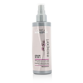 LOreal Professionnel Expert Serie - Color 10 IN 1 Perfecting Multipurpose Spray (All Color-Treated Hair Types)