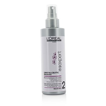 LOreal Professionnel Expert Serie - Cristalceutic SilicActive Color Radiance Protection Serum - Leave In (For Color-Treated Hair)