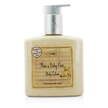 Sabon Mom & Baby Care Body Lotion