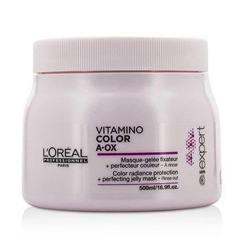 LOreal Professionnel Expert Serie - Vitamino Color A.OX Color Radiance Protection+ Perfecting Jelly Mask -