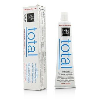 Apivita Total Protection Toothpaste With Spearmint & Propolis