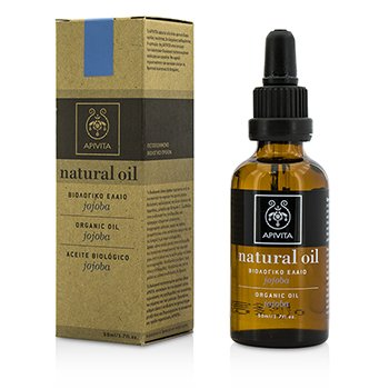 Apivita Natural Oil - Jojoba Organic Oil
