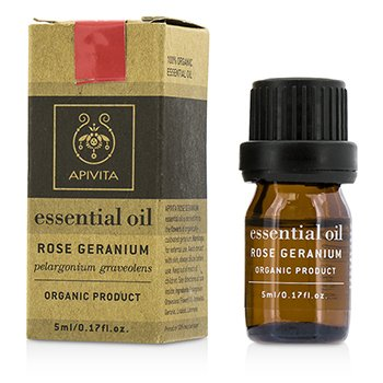 Apivita Essential Oil - Rose Geranium