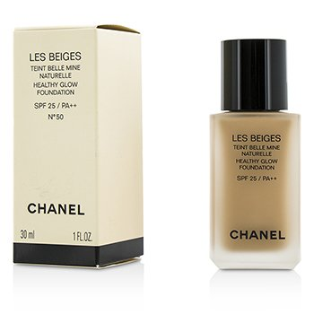 Chanel Les Beiges Healthy Glow Foundation SPF 25 - No. 50