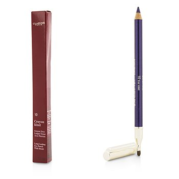 Clarins Long Lasting Eye Pencil with Brush - # 10 True Violet