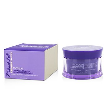 Keratin Complex Blondeshell Masque (Debrass & Brighten Deep Keratin Treatment)