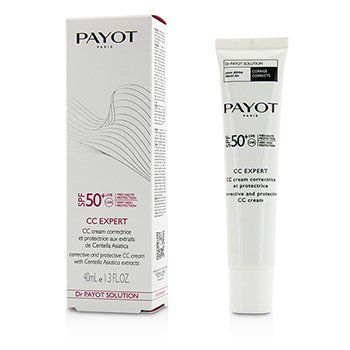 Payot Dr Payot Solution CC Expert Corrective and Protective CC Cream SPF 50+